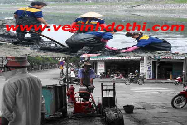 Rút hầm cầu Đồng Nai